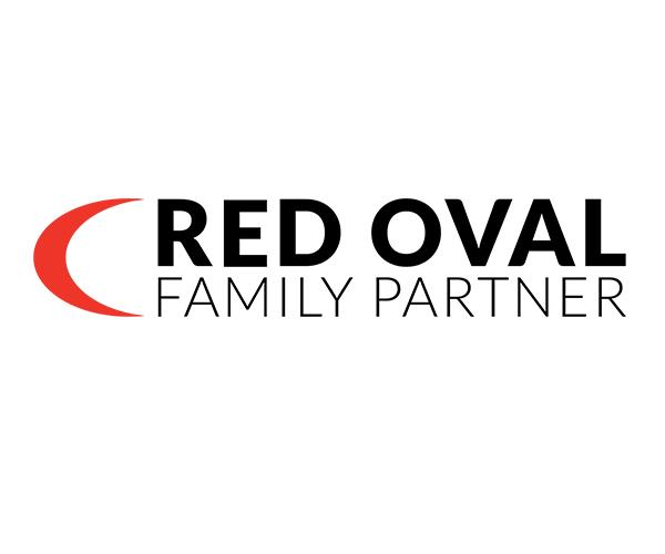 Red Oval Partner